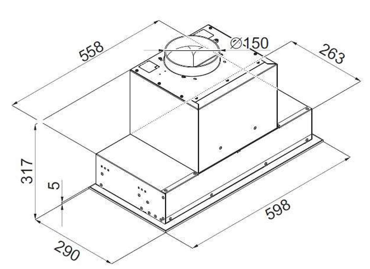 Okap GT BOX